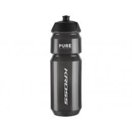 Kross bidon PURE 750ml black