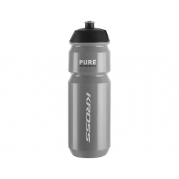 Kross bidon PURE 750ml grey